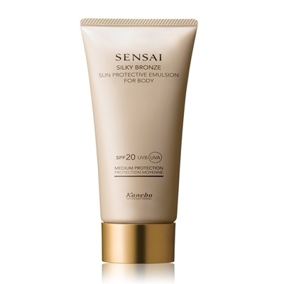 Silky Bronze Sun Protective Emulsion For Body SPF20