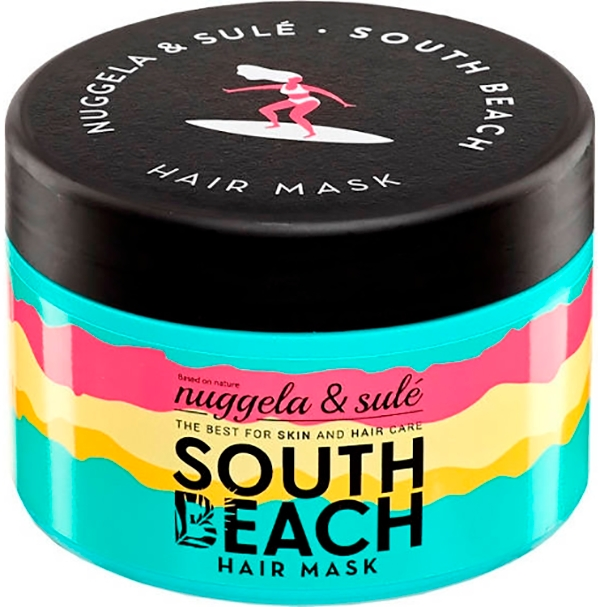 South Beach Hair Mask
