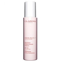White Plus Emulsion Eclaircissante Velours SPF20