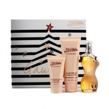 Set Classique 50ml + Body Lotion 75 ml + Shower Gel 30ml