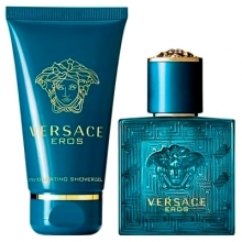 Set Versace Eros 50ml + Shower Gel 100ml