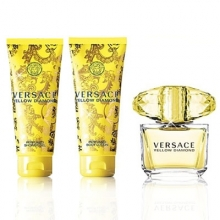 Set Yellow Diamond 50ml + Shower Gel 50ml + Body Lotion 50ml