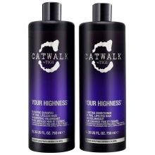 Set Tigi Your Highness Conditioner 750ml+ Shampoo 750ml