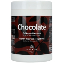 Kallos Chocolate Full Repair Hair Mascarilla