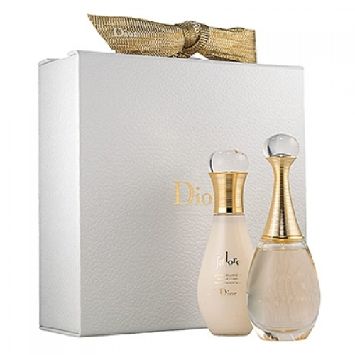 Set J'Adore 50ml + Body Milk 75ml
