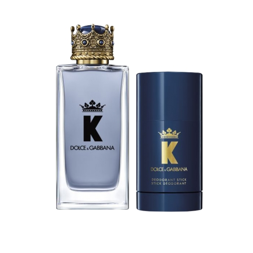 Set K by Dolce & Gabbana 100ml + Deodorant Stick 75g