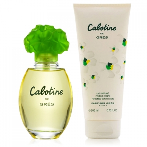 Set Cabotine 100ml + Body Lotion 200ml