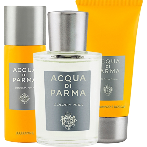 Set Colonia Pura 100ml + Gel 75ml + Deodorant 50ml