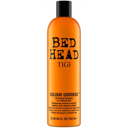 Bed Head Colour Goddess Oil Infused Champú