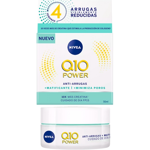 Q10 Power Antiarrugas FP15