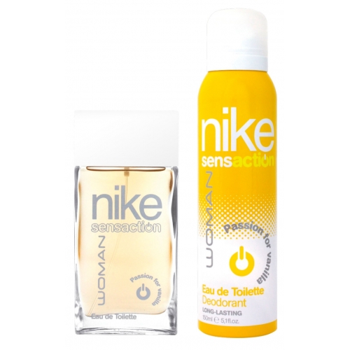 Set Nike Sensaction Woman 50ml + Deodorant Spray 150ml