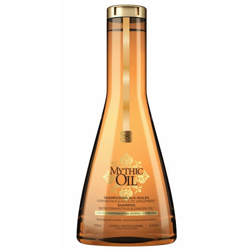 Mythic Oil Shampoo With Osmanthus & Ginger Oil